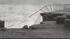 Image result for Pacifica, CA ocean damage picture