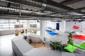 creative space and innovation dna app design innovative office