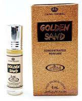 Арабские <b>духи Al Rehab Golden</b> Sand (Аль Рехаб Золотой песок)