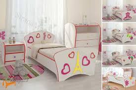 <b>Кровать Орматек Соната Kids</b> (для девочек) с основанием ...