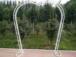 <b>Heart</b> Shape <b>Bridal Arch Frame</b> Background Decoration Cherry ...
