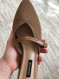 moxxy heel slides women mules pointed toe slippers wooden ladies female fashion flip flops
