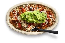Chipotle — Order Now