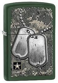 <b>Зажигалка Zippo US Army</b> 28513 на ZIPPO-RUSSIA.RU