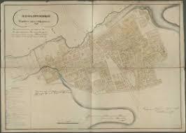 Проектный <b>план города Симферополя</b>. Январь 1842 <b>г</b>. | Крым в ...