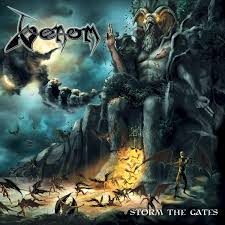 <b>Venom</b> - <b>Storm The</b> Gates | findersrecords