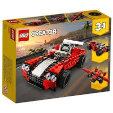 <b>Конструктор LEGO Creator</b> 31100 <b>Спортивный</b> автомобиль
