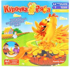Купить игрушку <b>Family Fun Курочка Ряба</b> в Москве, цена Family ...