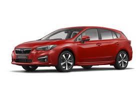 Official Subaru <b>Impreza</b> safety rating