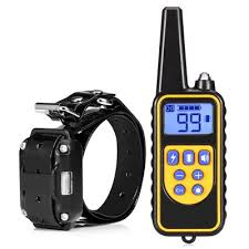 <b>880 800m Waterproof Rechargeable</b> Remote Control Dog Electric ...