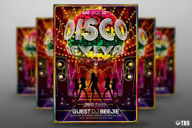disco revival flyer template tds psd flyer templates disco revival flyer template psd design for photoshop