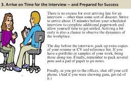 good job interview tips 4 3