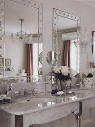 glam bathroom designed