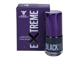 CHRISTINA FITZGERALD <b>Лак для ногтей</b> 20 / <b>BLACK</b> EXTREME ...