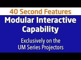 NP-<b>UM351W</b>-WK, 3500-Lumen Widescreen Ultra Short Throw ...