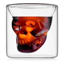 <b>Термобокал Walmer Skull</b> с двойными стенками, 0.08 л, цвет ...