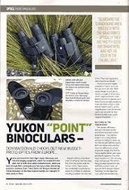 <b>Yukon Point</b> binoculars by <b>Yukon</b> Optics New Zealand