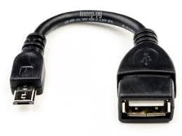 Купить <b>ATcom USB 2.0</b> AF - Micro 5P OTG 0.1m АТ3792 по низкой ...