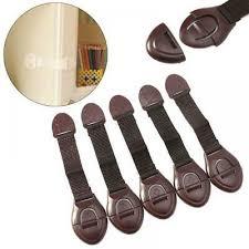 <b>5pcs</b>/<b>lot</b> Cabinet Door Drawers Refrigerator Toilet Baby <b>Safety Locks</b> ...