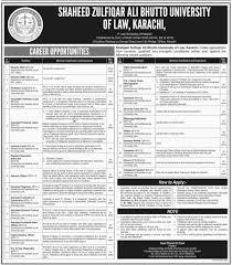 shaheed zulfiqar ali bhutto university of law karachi jobs 2016 zabul dwn 895x1024