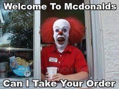 Fuck Clowns on Pinterest | Creepy Clown, Clowns and Evil Clowns via Relatably.com