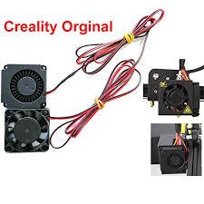 Creality CR-10 <b>4010</b> Blower 40x40x10MM 12V DC Cooling Fan and ...