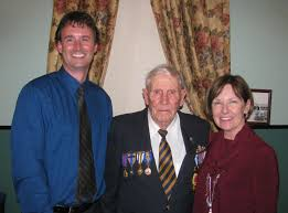 article royal canadian air force news article memorial commonwealth air training plan museum executive director stephen hayter left archie londry