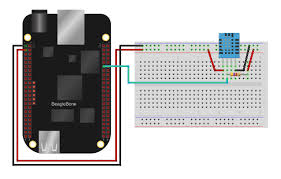 wiring dht humidity sensing on raspberry pi or beaglebone black raspberry pi beagleboneblack dht11 png