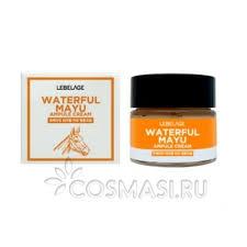 Lebelage Ampule Cream Waterful Mayu: отзывы, состав, способ ...
