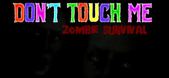 don t touch me printed