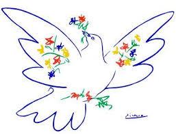 Resultat d'imatges de paloma de la paz