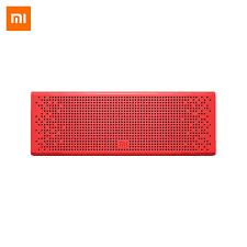 Портативная <b>колонка Mi Bluetooth</b> Speaker, купить по цене 2299 ...