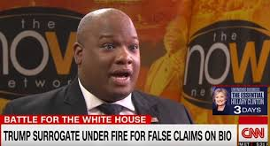 watch  trump    s black pastor gets called out live on air for being    in this clip  trump    s favorite black preacher for hire is busted on live television – and admits he made up a majority of his resume  pastor mark burns has