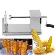2019 <b>Manual Stainless Steel</b> Twisted Potato <b>Slicer</b> French Fry ...