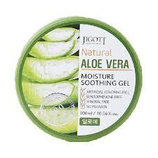 <b>Jigott</b> Natural Aloe Vera Moisture Soothing <b>Gel смягчающий гель</b> с ...