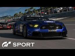GT <b>SPORT</b> - <b>Ford</b> GR3 <b>Mustang</b> REVIEW - YouTube
