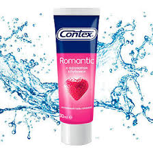 <b>Contex гель</b>-<b>смазка Romantic</b> с ароматом клубники, 30 мл - купить ...