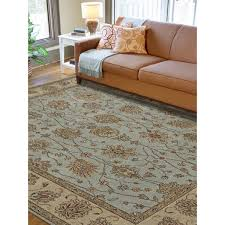 area rugs image french amer rugs oasis french blue beige nile area rug