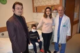 Anne ve babasının organlarıyla hayata bağlandı