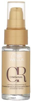 Wella Professionals <b>OIL</b> REFLECTIONS Разглаживающее <b>масло</b> ...