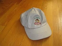 <b>Adult</b> USGA <b>2016</b> Golf US Open Oakmont Beige <b>Adjustable</b> Cap Hat ...