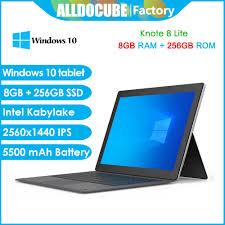 <b>ALLDOCUBE Knote 8 Lite</b> 13.3 אינץ 8GB RAM 256GB SSD Windows ...