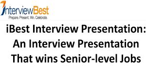 a senior level interview presentation that wins interviews a senior level interview presentation that wins interviews
