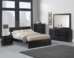 black furniture of minimalist bedroom bedding for black furniture