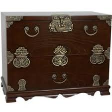 korean bandaji antique design blanket chest by oriental furniture httpwww amazoncom oriental furniture rosewood korean tea table