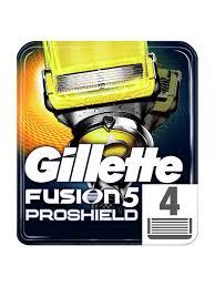 Сменные <b>кассеты Fusion ProShield</b> (4 шт.) <b>GILLETTE</b> 3236433 в ...