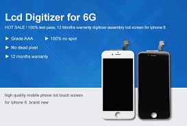 2019 <b>Grade Aaa</b> Full <b>Lcd</b> For Iphone 6,Wholesale Factory Price ...