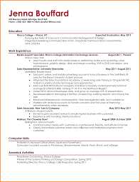 example of a good cv for student timesheet conversion 5 example of a good cv for student