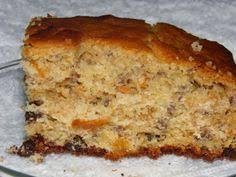 Resultado de imagen para Pan dulce de manzana, canela y nueces con stevia
