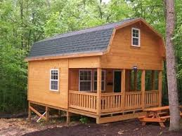 gambrel style amish built cabins for sale at amish buildings amish buildings is ohios source for amish made cabins barns sheds and garages amish built home office